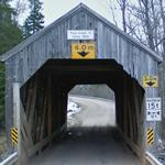 Urney Covered Bridge (StreetView)