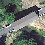 Coyote Covered Bridge (Google Maps)