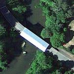 Rochester Covered Bridge (Google Maps)