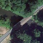 Mosby Creek Covered Bridge (Google Maps)