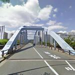 Hesei Bridge (StreetView)