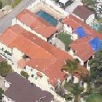 Doug Savant's house (Google Maps)