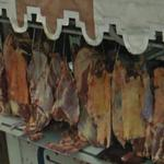 Meat on the hook (StreetView)