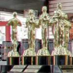Oscar statues (StreetView)