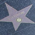 Billy Eckstine's Hollywood star