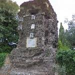Capo di Bove Tower (StreetView)