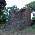 Temple on the Ancient Appian Way