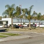 'San Bernadino Medical Center' by Richard Neutra (StreetView)