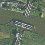 Reedham Swing Bridge (Google Maps)