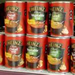 Cans of soup (StreetView)