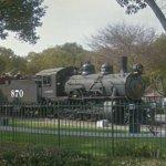 Atchison, Topeka & Santa Fe Railway #870 (StreetView)