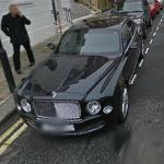 Bentley Mulsanne (StreetView)