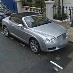 Bentley Continental GTC (StreetView)