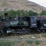Denver & Rio Grande Western RR #346
