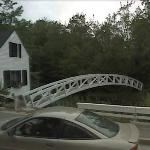 Somesville Footbridge (StreetView)