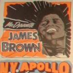 James Brown at the Apollo Theatre (StreetView)