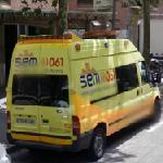 SEM ambulance
