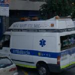 CTSC ambulance