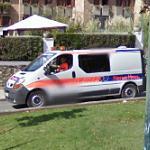 Nereo Hnos. ambulance (StreetView)