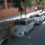 Cruz Roja cars (StreetView)
