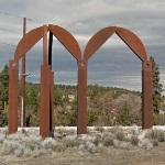 'Bend Gate' by Lee Kelly