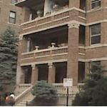 George R R Martin's apartment 1975-76 (StreetView)