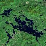 Lake Winnipesauke (Google Maps)