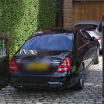 Mercedes-Benz S63 AMG & Porsche 911 (StreetView)