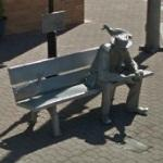 'Art' by Richard Beyer (StreetView)