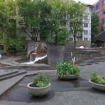 'Lovejoy Fountain Park' by Halprin and Associates