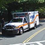 Boston EMS ambulance (StreetView)
