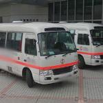 Non-Emergency Ambulance Transfer Bus