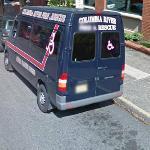 Fire rescue van