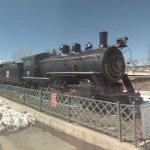 Colorado & Southern RR #638 (StreetView)