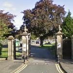 Harrogate (Stonefall) Commonwealth War Graves Commission Cemetery (StreetView)