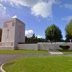 Somme American Cemetery (StreetView)