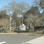 Oakwood cemetery (Sam Houston's Grave)