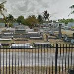 Key West Cemetery (StreetView)