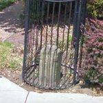 Original District of Columbia Boundary Marker NE2 (StreetView)