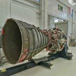 RS-25, Space Shuttle Main Engine (SSME) (StreetView)