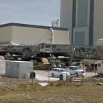 NASA Crawler-transporter (StreetView)