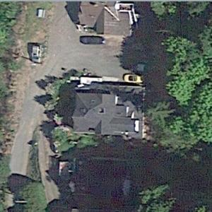 The Goonies house (Google Maps)