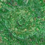 Serra da Cangalha impact crater