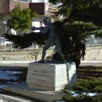 Rocky Marciano statue (StreetView)