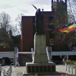 Crewe War Memorial (StreetView)