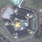 Ministry of Defence. Brunei (Google Maps)