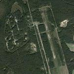 Smarhon air base (Google Maps)