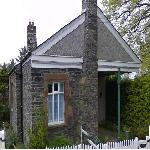 Former Sulby Glen Railway Station (StreetView)