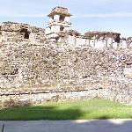 The Palace, Palenque (StreetView)