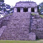 Temple of the Count, Palenque (StreetView)